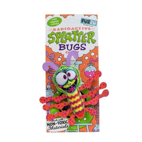 Fuzzu Radioactive Splatterbugs Blast-O