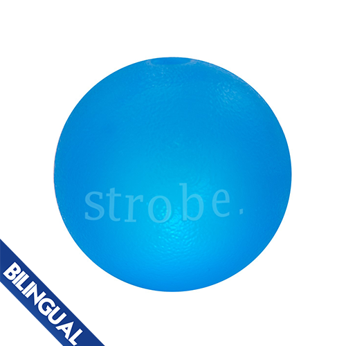Planet Dog Strobe Balle lumineuse LED, Bleu