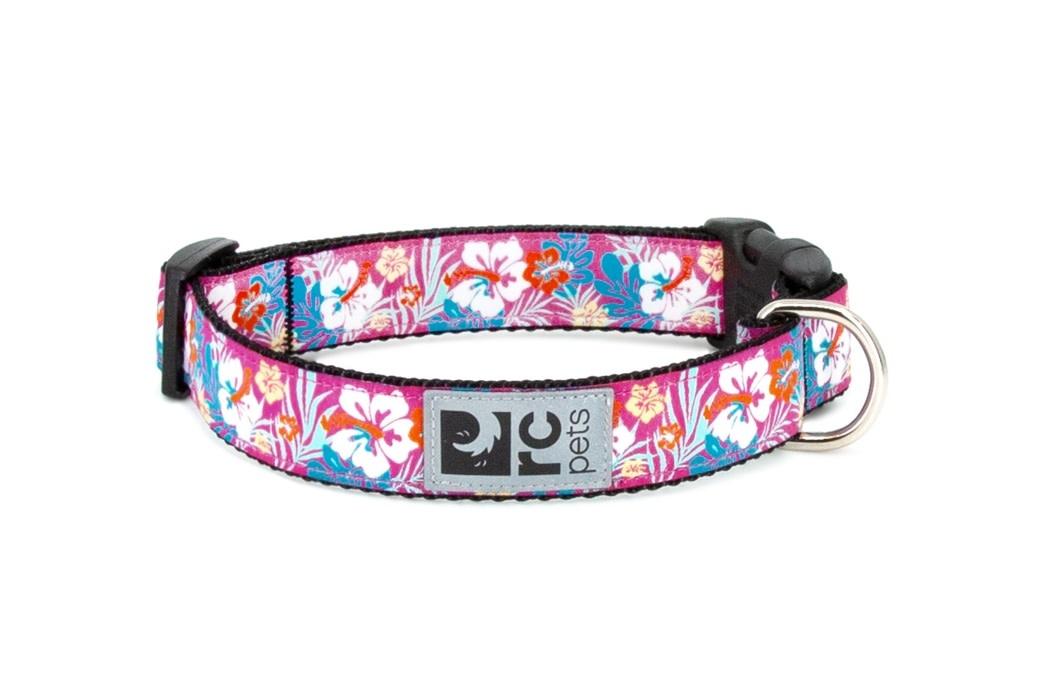 RC Pets Collier clip, Hibiscus