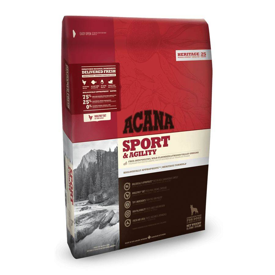 ACANA Sport & Agilité, 11.4kg