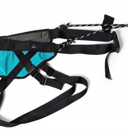 Nahak Ceinture Simple traction, Aqua