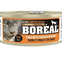 Boréal Conserve Thon Rouge & Poulet en sauce
