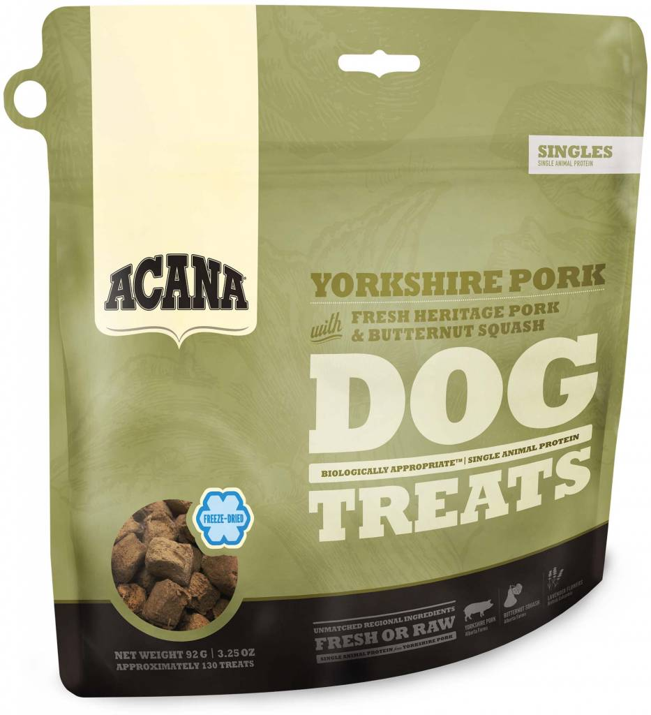 ACANA Gâteries Yorkshire Pork