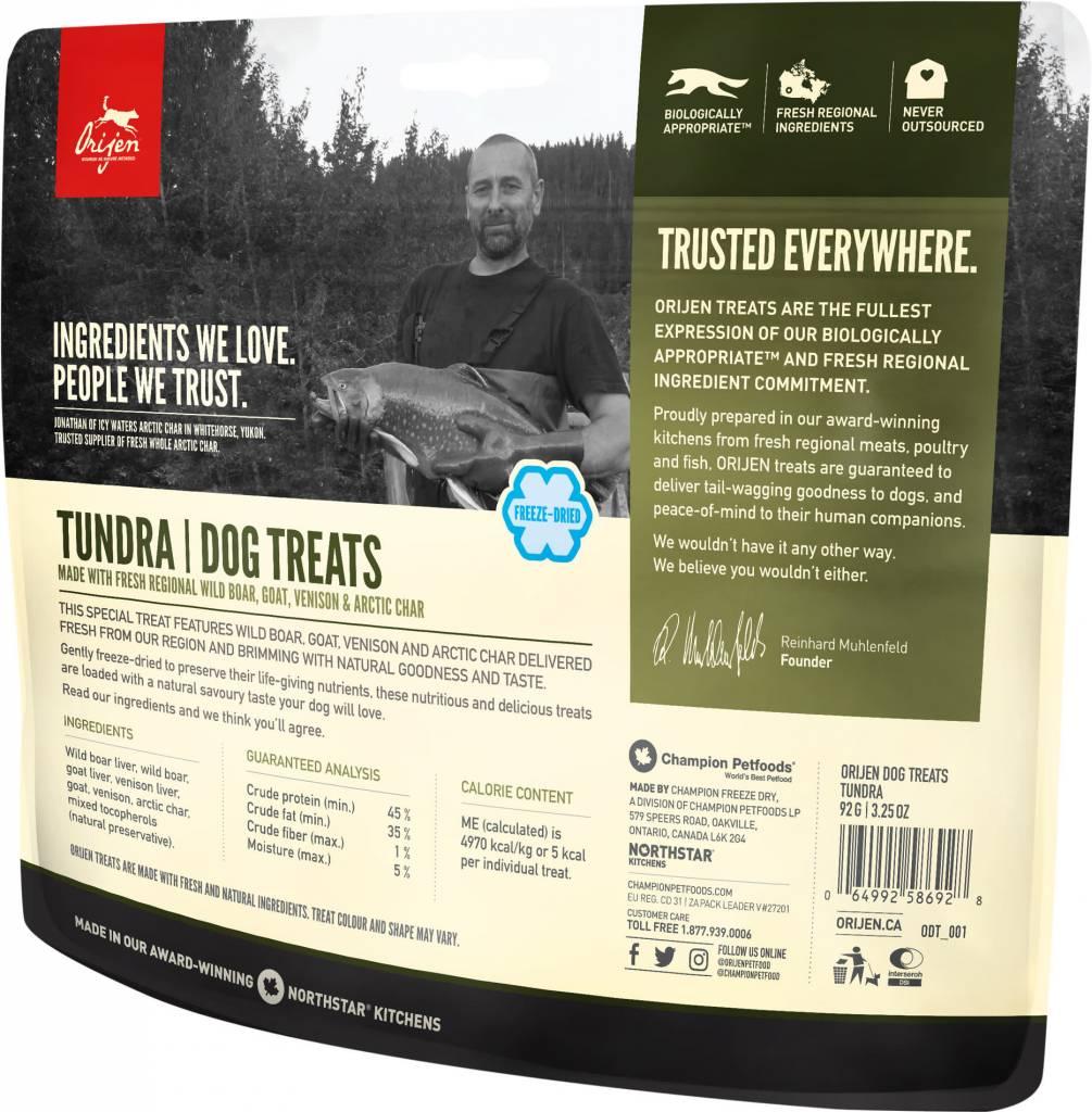 ORIJEN Gâteries Tundra