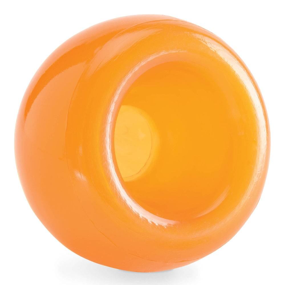 Planet Dog Orbee Balle Crevasse, Orange