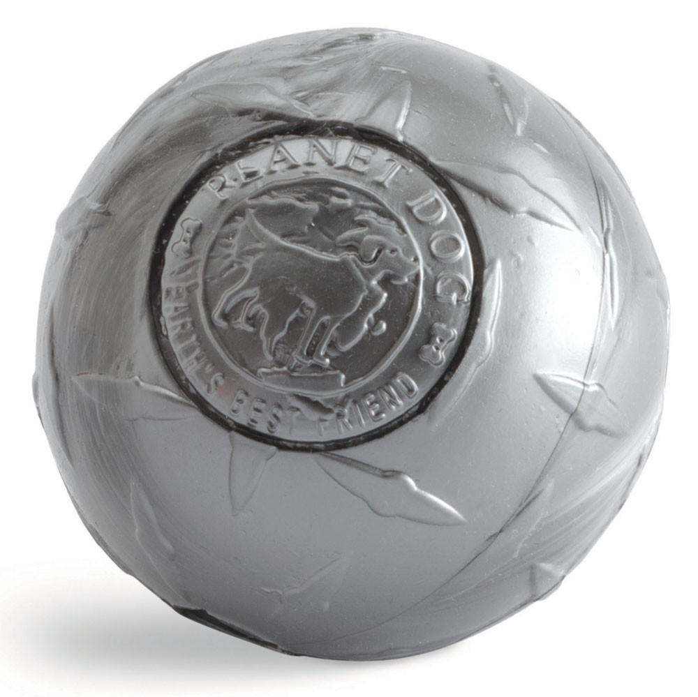 Planet Dog Orbee Diamond Plate Balle, Acier