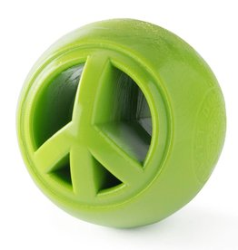 Planet Dog Orbee-Tuff Nooks, green peace