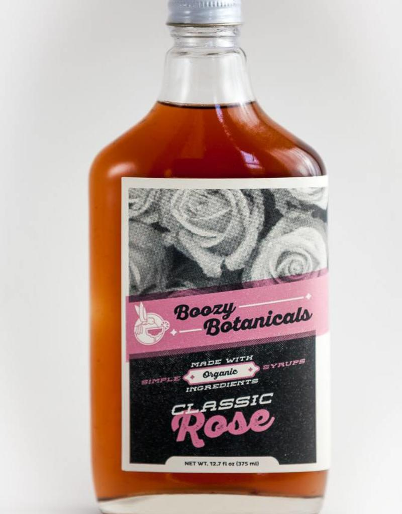 boozy botanicals Infused Syrups by Boozy Botanicals