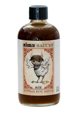 Zim's Sauces Bufsas Mild Hot Sauce