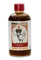 Zim's Sauces Kiksas Medium Hot Sauce