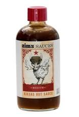 Zim's Sauces Kiksas Medium Hot Sauce