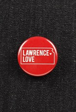 Inkello + Smiling Mad Lawrence Love Button