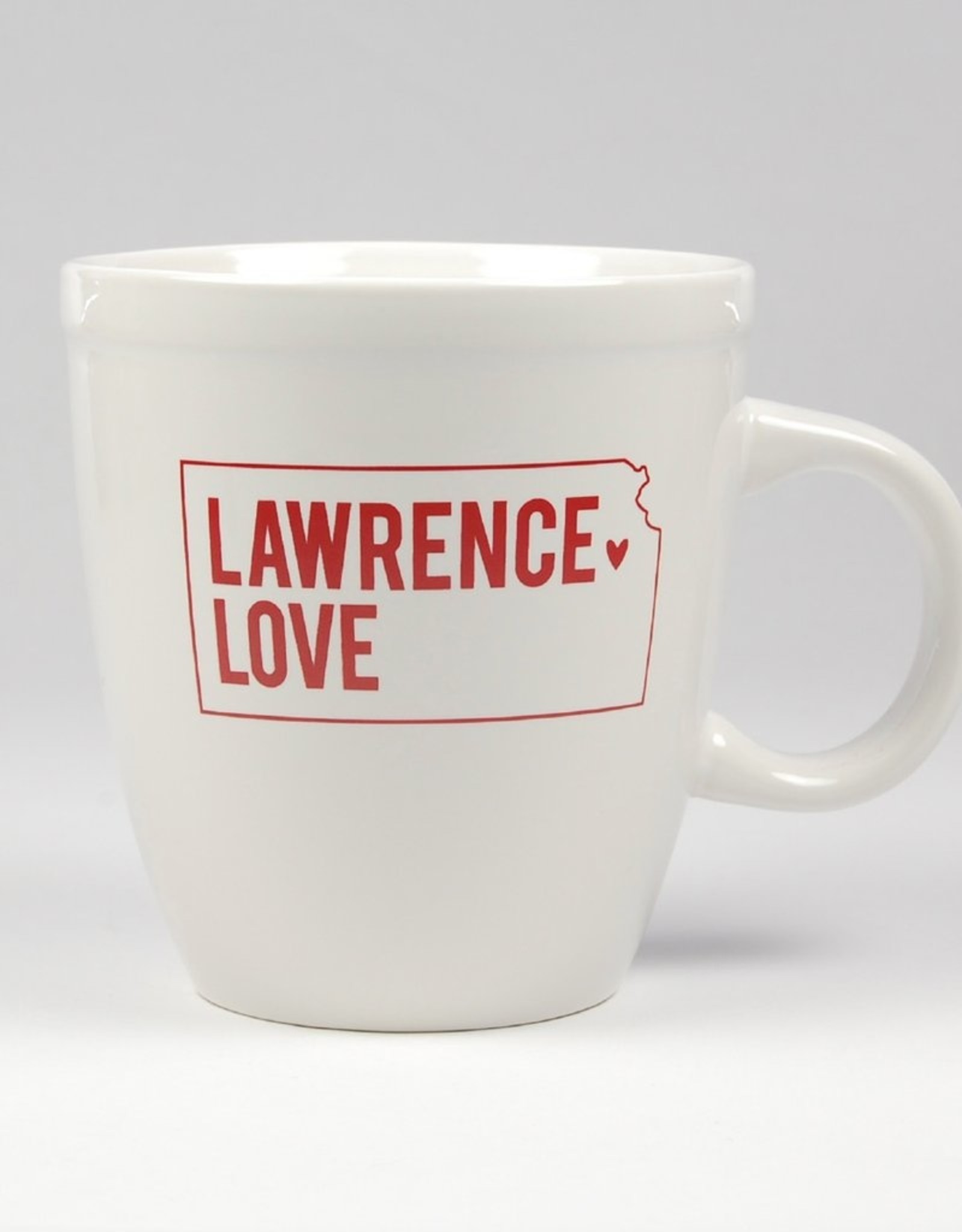 Inkello + Smiling Mad Lawrence Love Latté Mug