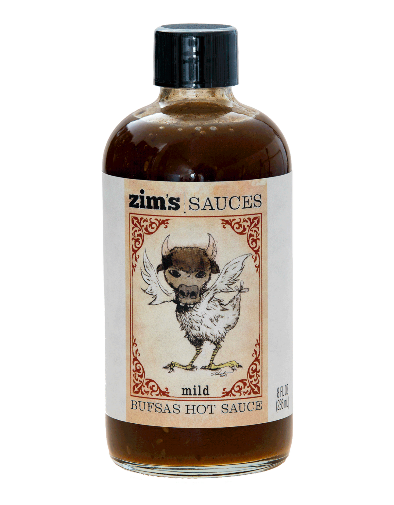 Zim's Sauces Hot Sauces by Zim's