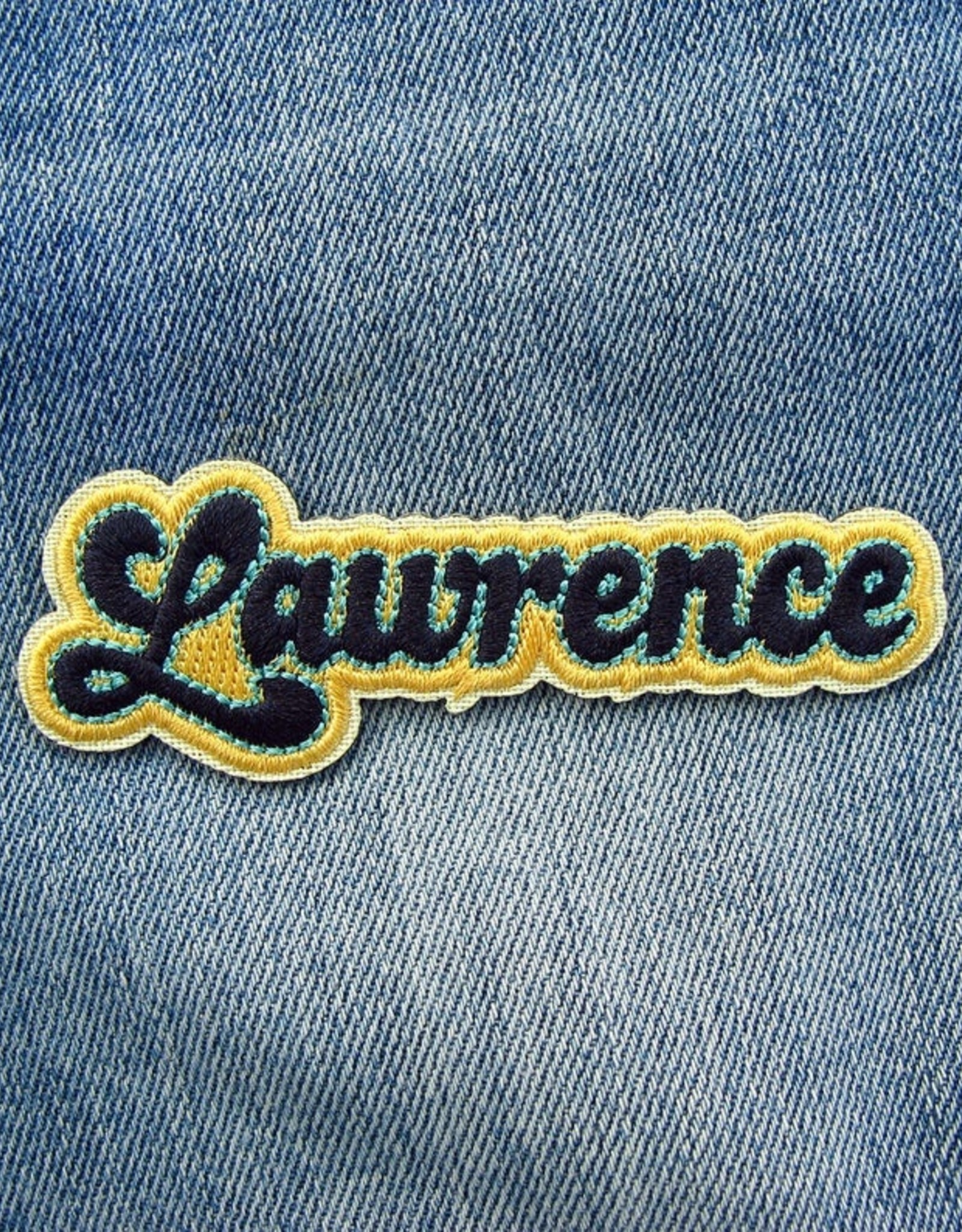 Emmi Murao Lawrence Patch by Emmi Murao