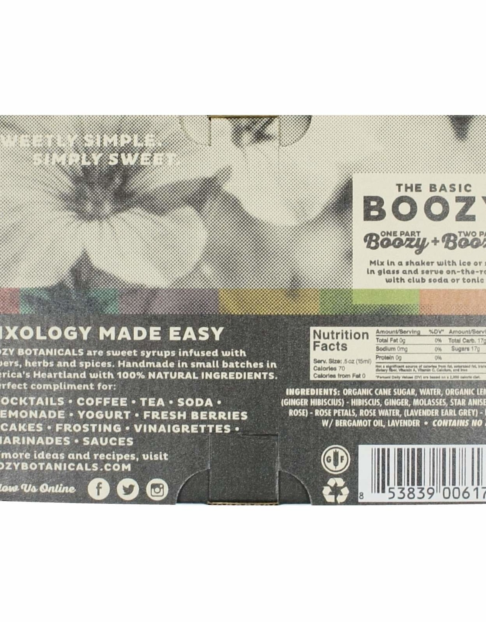 boozy botanicals Boozy Botanicals Sample Box