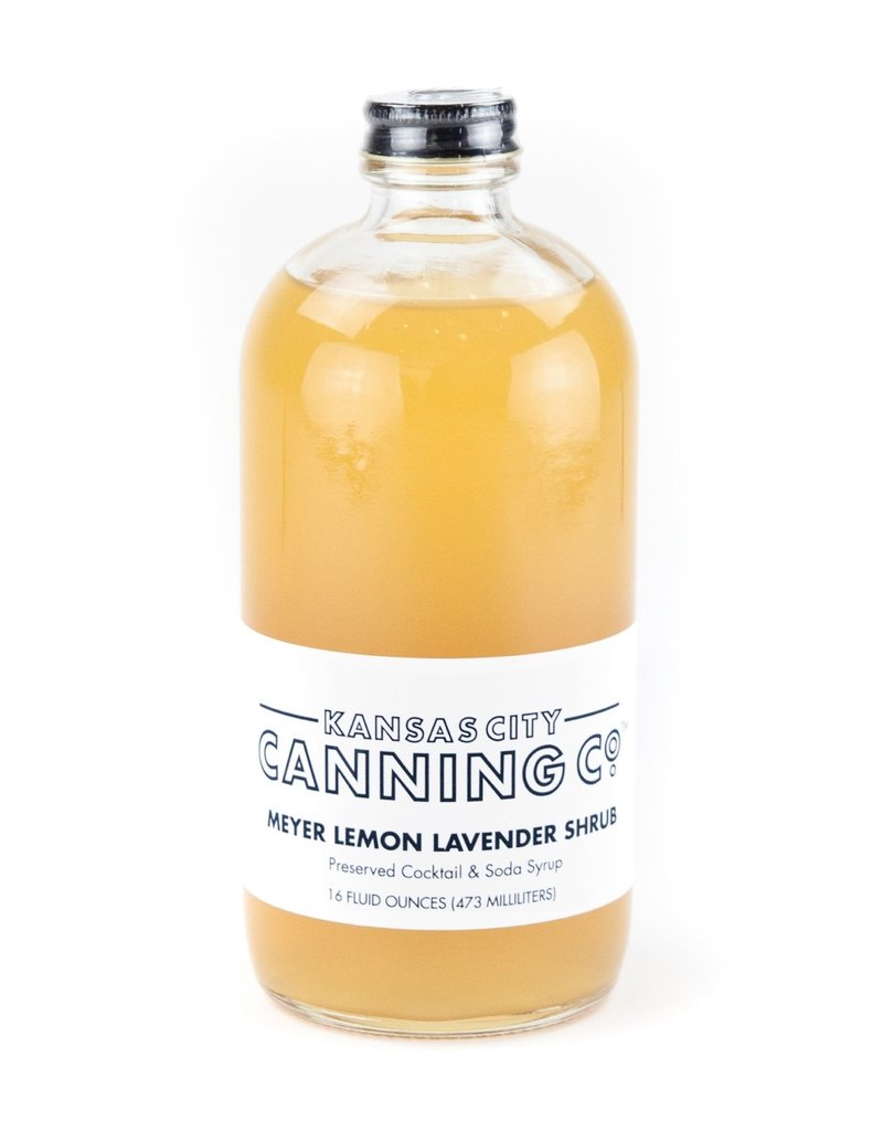 Kansas City Canning Co. Shrubs and Mixers by Kansas City Canning Co.