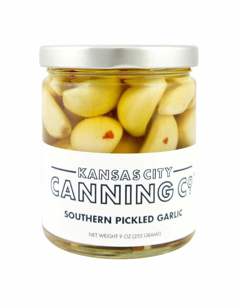 Kansas City Canning Co. Southern Pickled Garlic by Kansas City Canning Co.