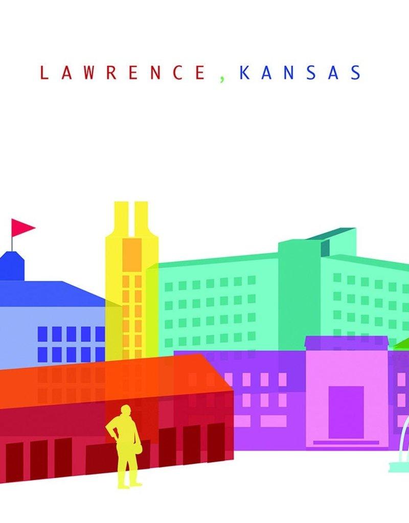 Cityscape Designs Lawrence, KS Mug by Cityscape Designs