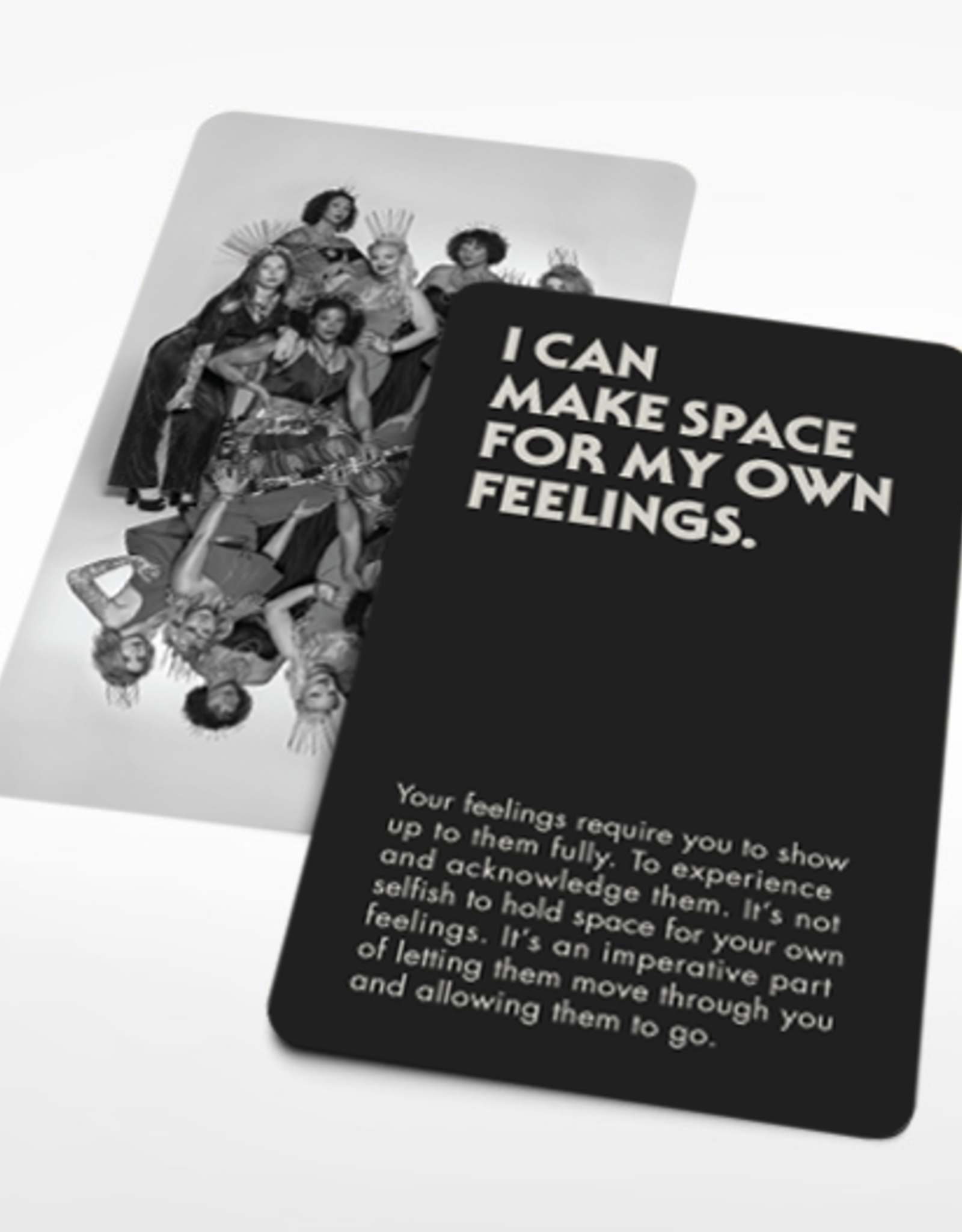 Erin Brown Affirmation Cards by Erin Brown