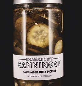 Kansas City Canning Co. Pickles by Kansas City Canning Co.