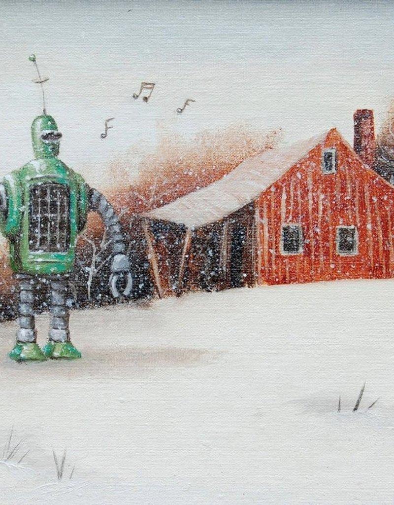 Jason Jones Art Postcards by Jason Jones Art