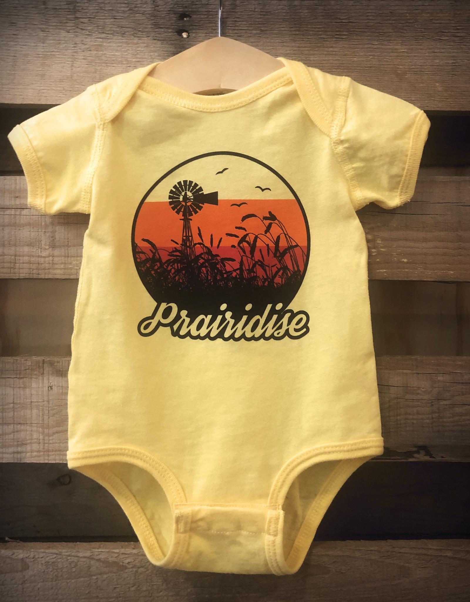 Prairidise Prairidise Baby Onesie