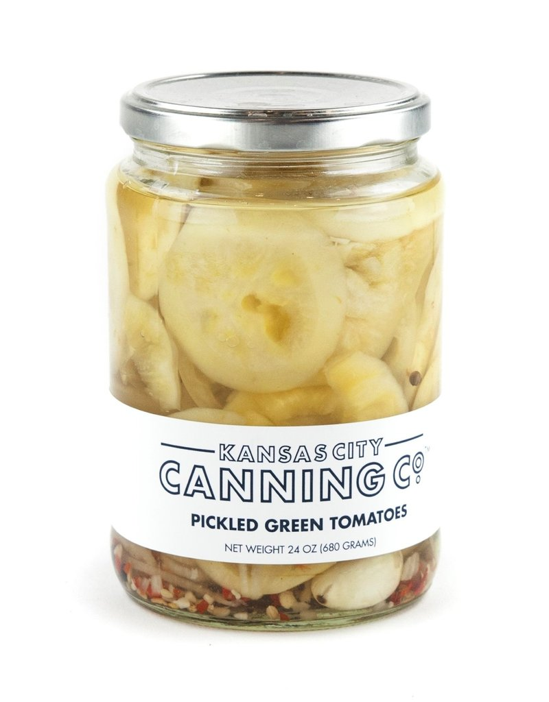 Kansas City Canning Co. Pickled Green Tomatoes by Kansas City Canning Co.,