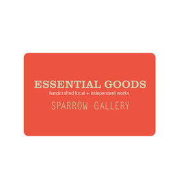 Online Gift Card (choice of denomination)
