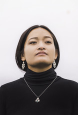 sara forrest design Moon Earrings by Sara Forrest Design