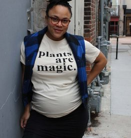 Yonder Studios Plants Are Magic Shirt by Yonder Studios