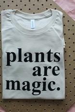 Yonder Studios Plants Are Magic Shirt by Yonder Studios