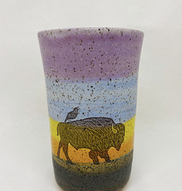 Melanie Harvey Pottery Tumblers by Melanie Harvey Pottery