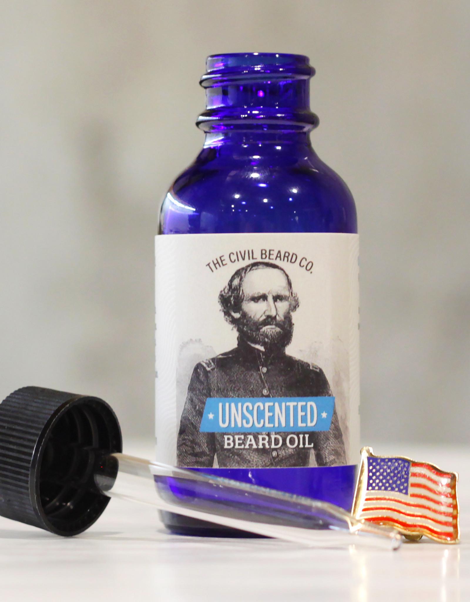 The Civil Beard Co. Beard Oils by The Civil Beard Co.