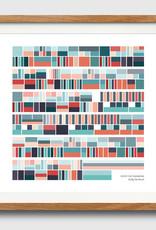 soundscape studio Assorted Soundscape Prints by Soundscape Studio