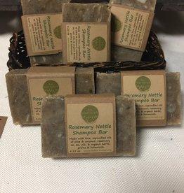 b.e. nurtured Nettle Rosemary Shampoo Bar by b.e. nurtured