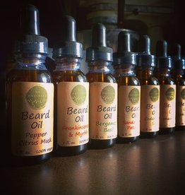 b.e. nurtured Beard Oils by b.e. nurtured