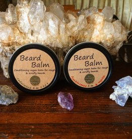 b.e. nurtured Beard Balms by b.e. nurtured