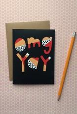 Cheeky Beak Card Co. More Greeting Cards by Cheeky Beak Card Co.