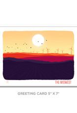 Bozz Prints Greeting Cards by Bozz Prints
