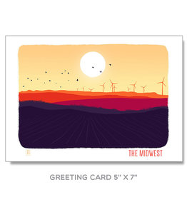 Bozz Prints Greeting Cards by Bozz Prints