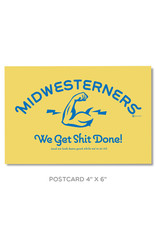 Bozz Prints Midwestern Postcards by Bozz Prints