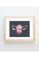 Trisha Thompson Adams  Floral Anatomy Prints by Trisha Thompson Adams