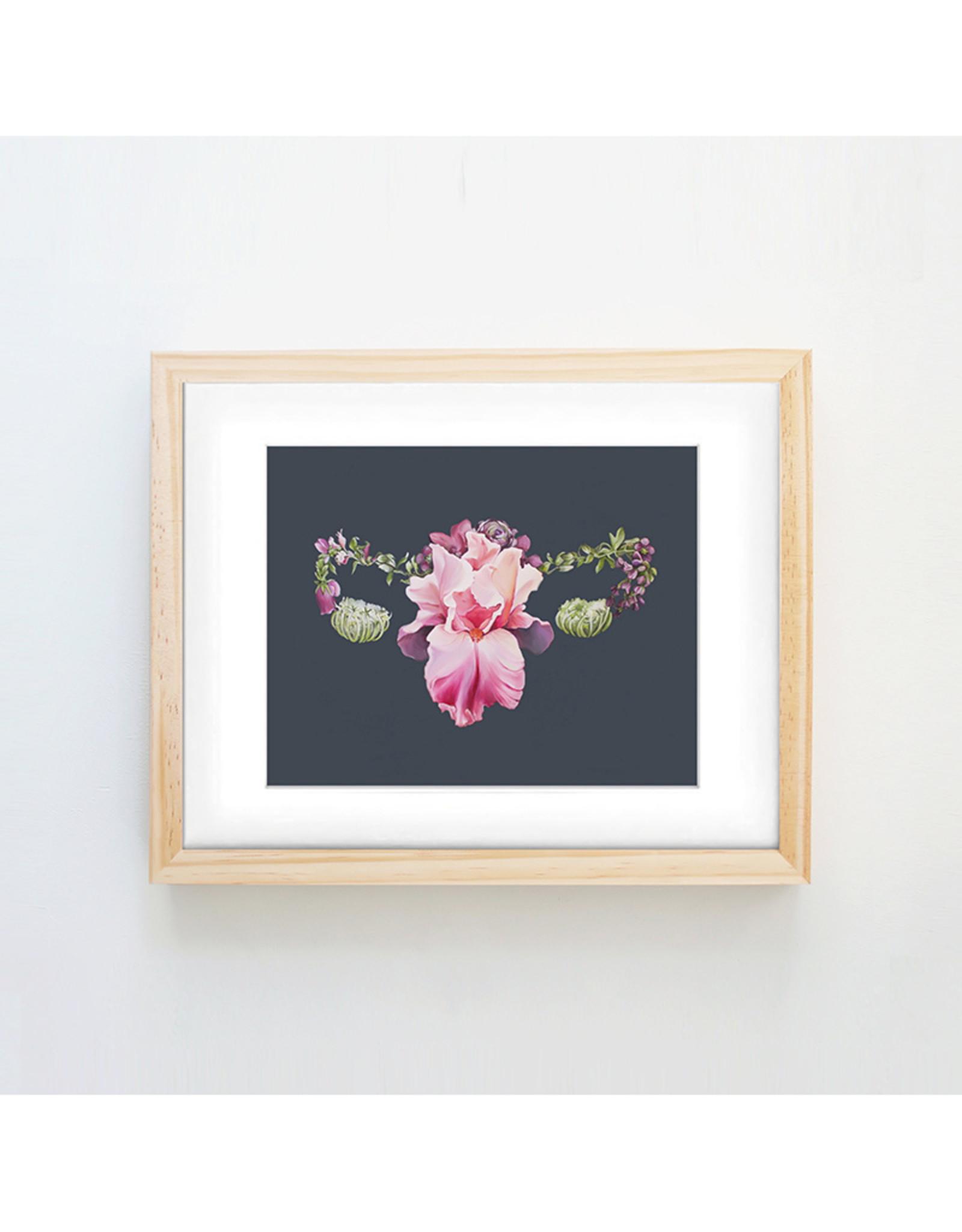 Trisha Thompson Adams  Floral Anatomy Prints by Trisha Thompson Adams