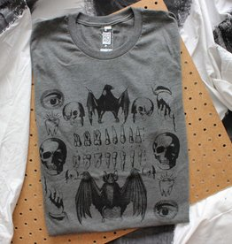Yonder Studios Bat & Teeth Tee by Yonder Studios