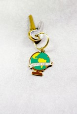 Sleepy Mountain Keychains by Sleepy Mountain