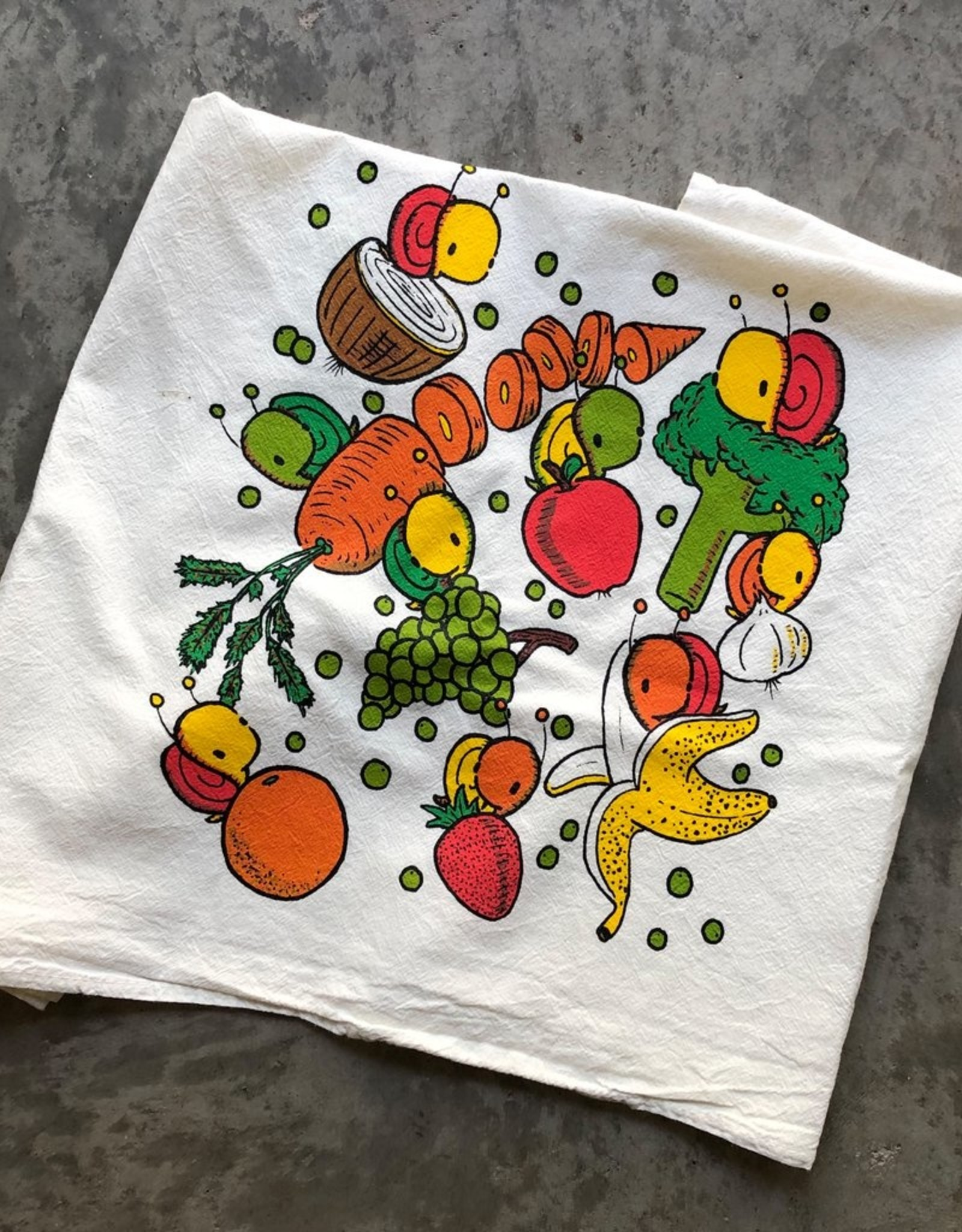 everyday balloons print shop Tea Towels by everyday balloons print shop