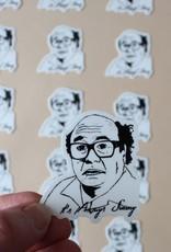 Yonder Studios Stickers by Yonder Studios