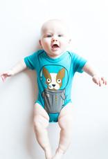 Doodle Pants Infant Bodysuits by Doodle Pants