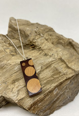 YoungFineWoodcraft Wooden Necklaces by YoungFineWoodcraft